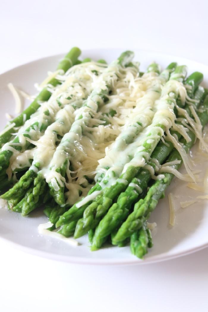 Paige Schmidt | Asparagus And Parmesan