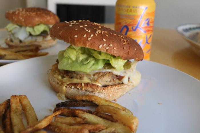 Paige Schmidt | Chicken Burgers