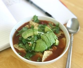 Paige Schmidt | Weekend Eats - Chicken Tortilla Soup