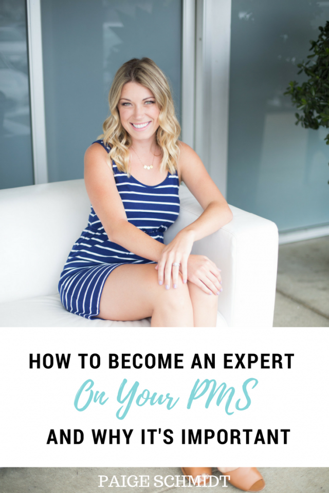 PMS often feels like a rollercoaster, doesn't it? Get ready to feel HEARD and UNDERSTOOD as Paige breaks down how to get to know your PMS. Save this post to come back to!