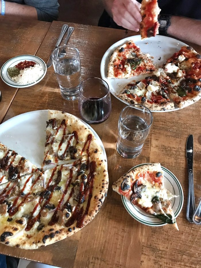 One of our favorite Reno, Nevada finds: South Creek Pizza