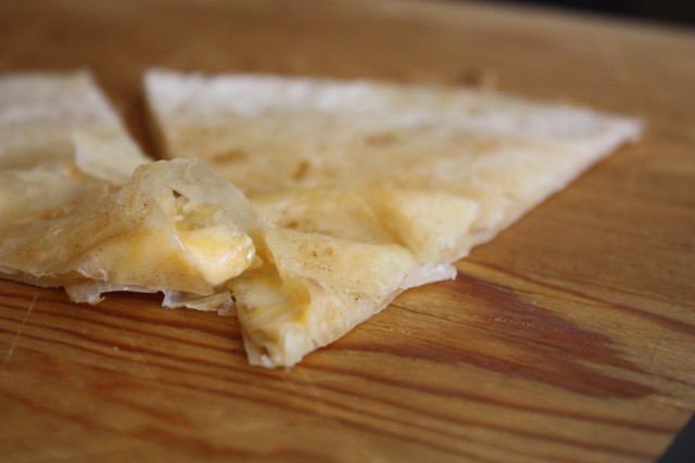 Marco's quesadilla