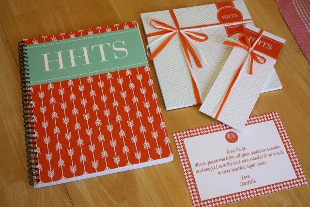 Ann Page Stationary Gift