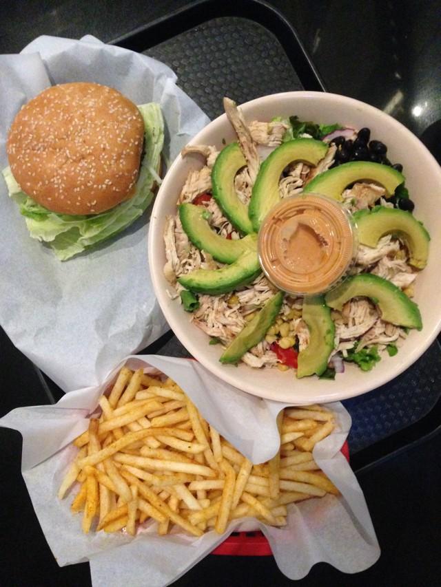 Firestone Southwest Salad (1)