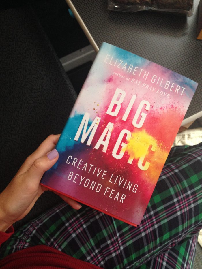 Big Magic Fall Bookclub with Jen and Paige Schmidt
