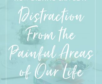 When we feel out of control in our lives, we often turn to faux-stability in dieting. Instead, we can explore and pay attention to what is ACTUALLY going on rather than ignoring.