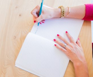 Paige Schmidt Shares the Power of Writing Down What You Want in Life and Why It's Important