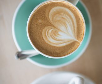 """Would you still order a """"venti"""" coffee if you knew you had to do this? Paige Schmidt shares a revelation about savoring and enjoying food."""