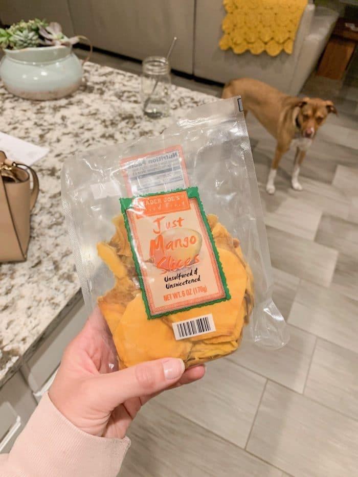 Daily Eats | Just Mango Slices from Trader Joe's