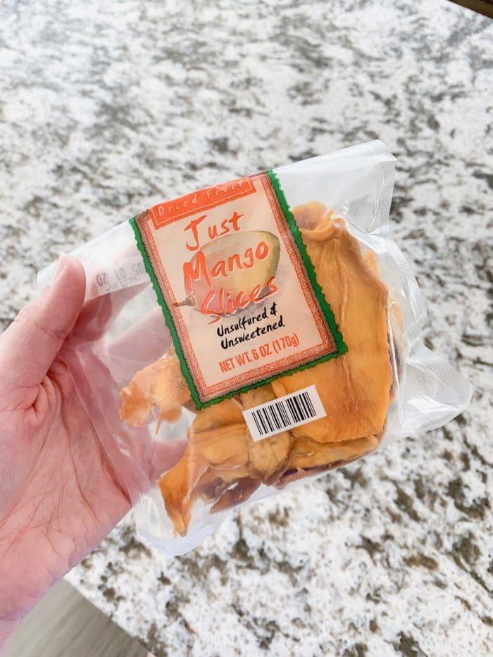 Daily Eats | Trader Joe's Just Mango Slices
