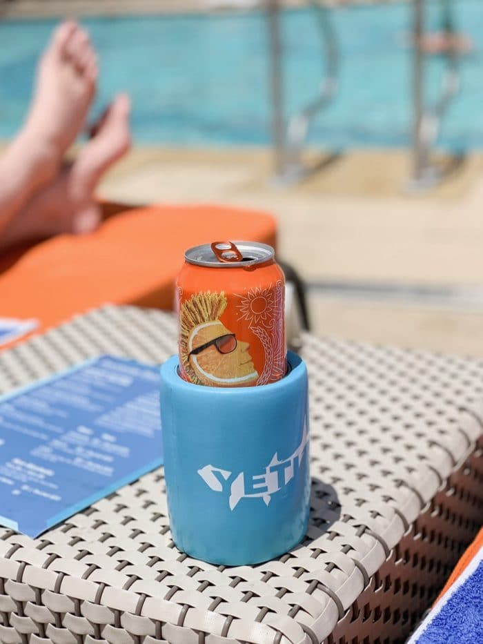 Shock Top at Grand Sierra Resort & Casino's First Pool Party of the Summer.