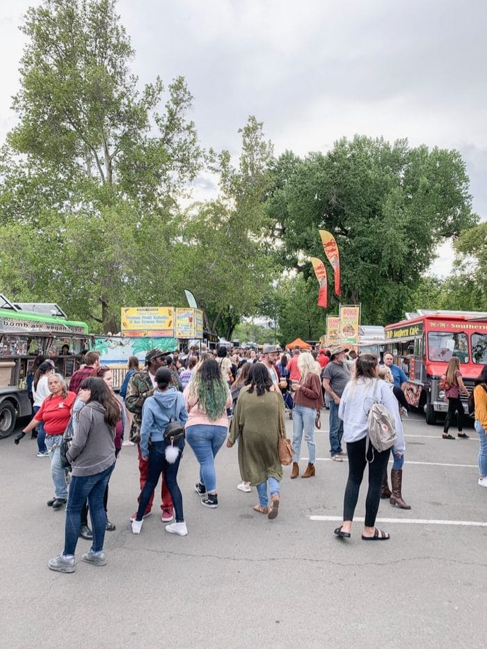 Daily Eats | Food Truck Friday in Reno, Nevada