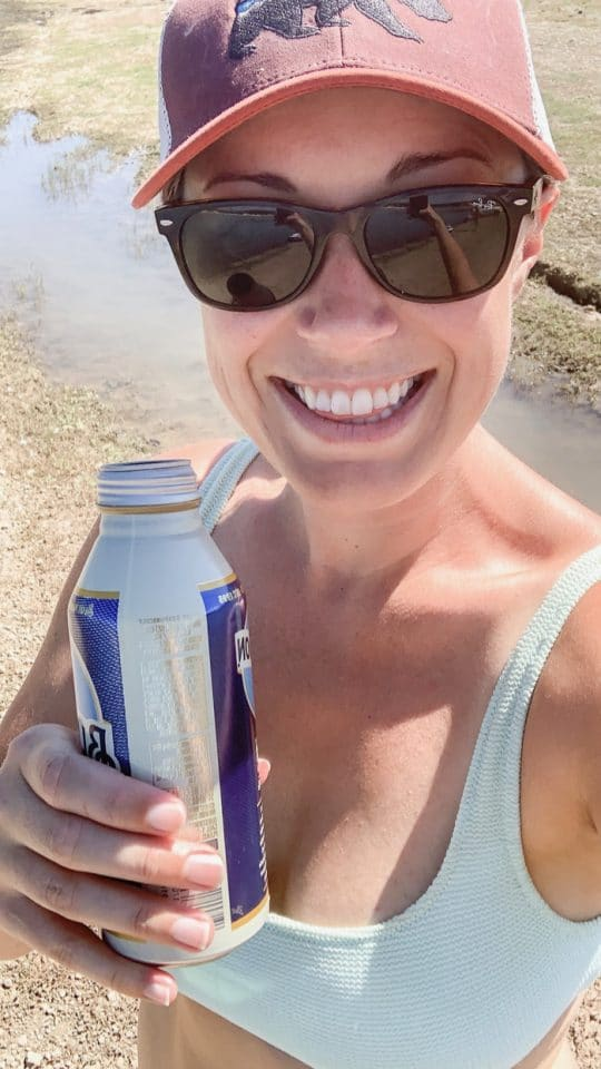 Summer weekends at Boca Reservoir in California. Drinks for the day: Blue Moon, La Croix, and Coors Light.