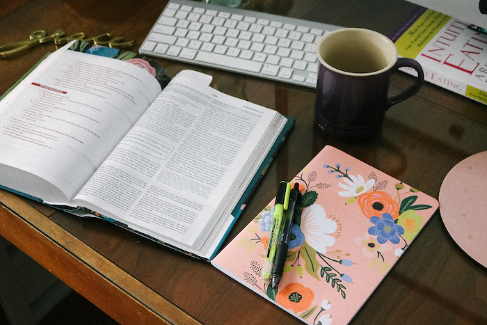Blogging, coffee, and Bible Study