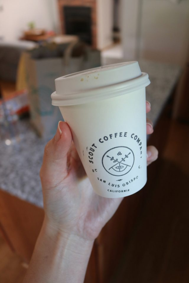 Scout Coffee-Oat Milk Cappuccino