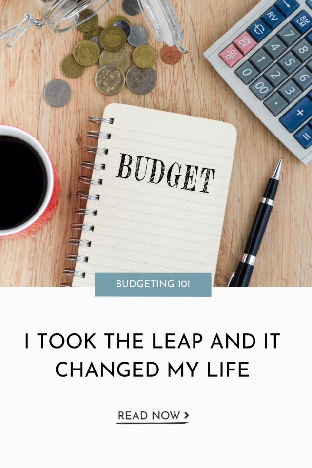 I Took the Leap and it Changed my Life-How one of my clients was able to save and afford a downpayment on a house!