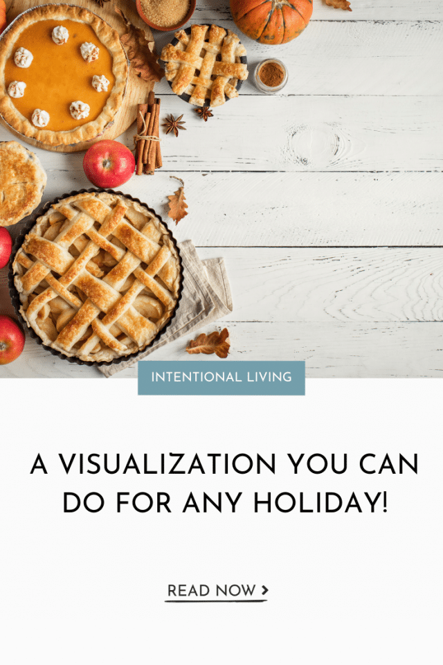 A Thanksgiving Visualization Guide