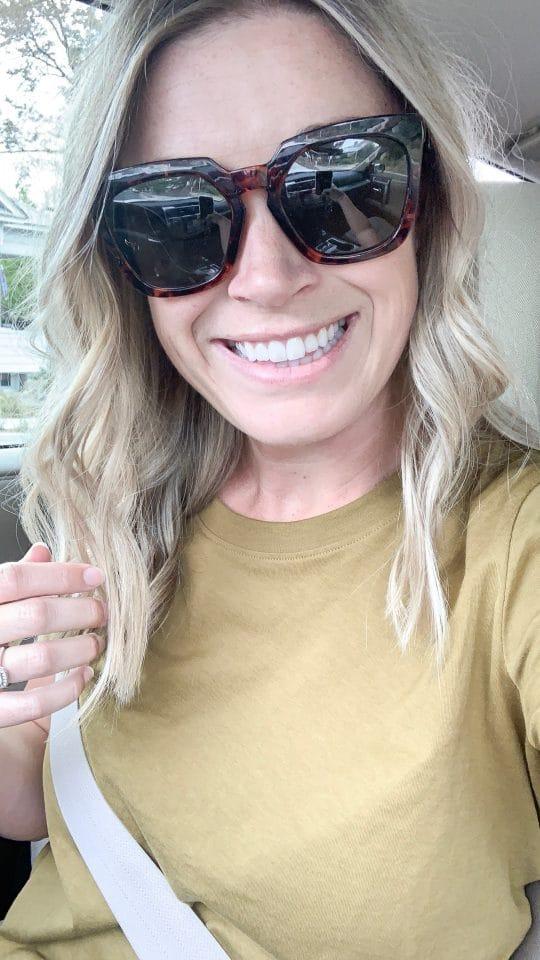New Haircut-blonde hair, curly