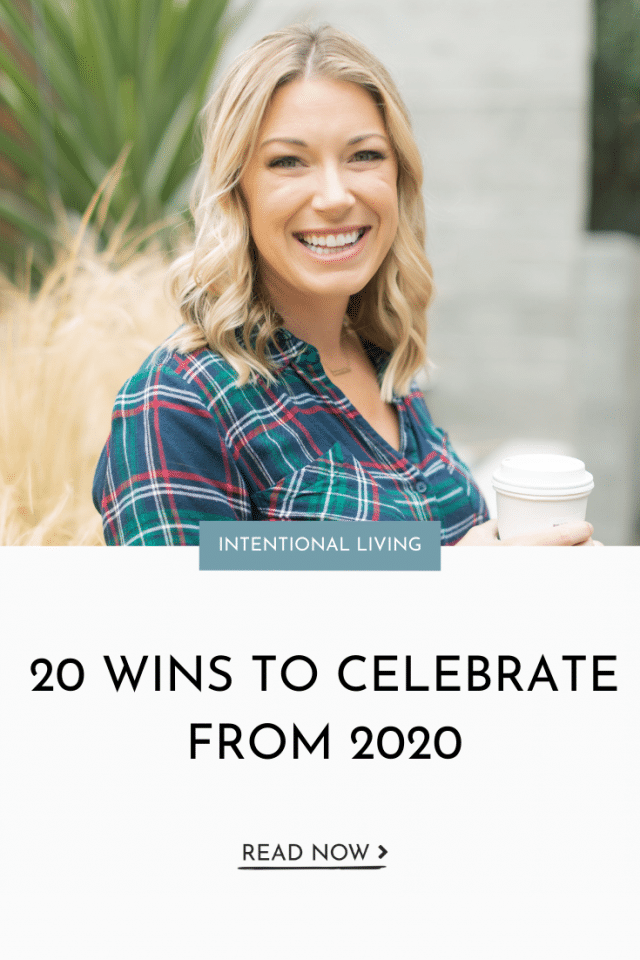 20 Wins To Celebrate From 2020